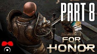 NEJTVRDŠÍ JAPONEC POD SLUNCEM! | For Honor #8
