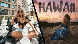 WAIKIKI To The NORTH SHORE | Exploring Oahu, Hawaii