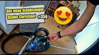 Der neue Staubsauger...Danke Christian! #356 / 17.06.20 / Martinas Tagebuch
