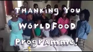 Thank You World Food Programme!