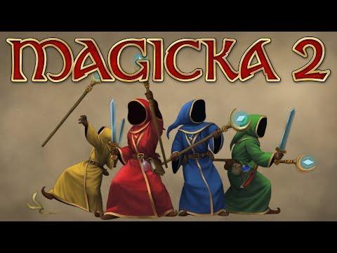 Magicka 2 -  Jak zničit dlouholetá přátelství!