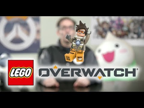 LEGO Overwatch teaser with Jeff Kaplan!