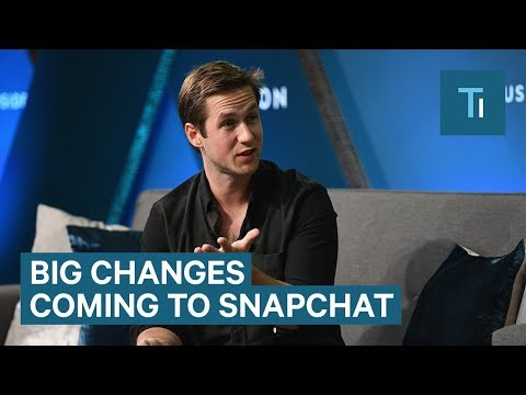 Snapchat Is Going Through A Huge Change — Nick Bell explains