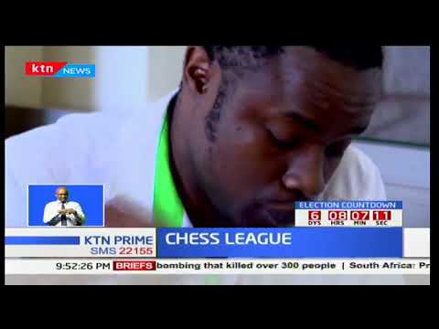 Kenya Chess league defending champions heats up