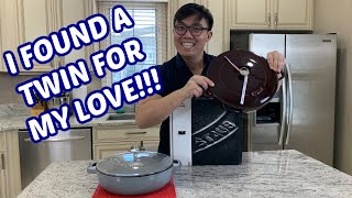 FOUND A PERFECT TWIN!!!   STAUB UNBOXING