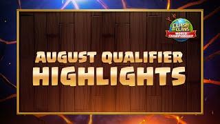 Clash Worlds August Qualifier Highlights