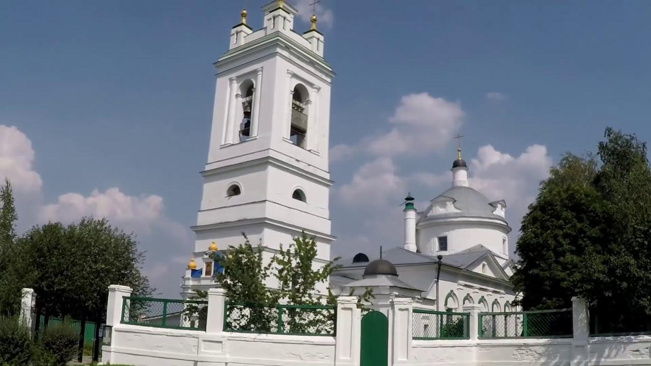 Видео на стоянке в с. Константиново