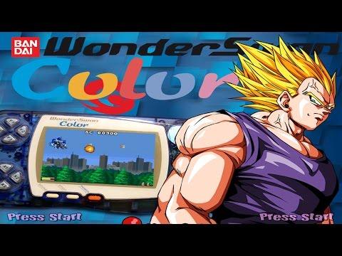 Bandai Wonderswan Color Games A to Z