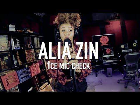 Alia Zin - Bloodclot [ TCE Mic Check ]
