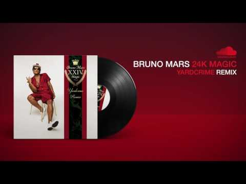 Bruno Mars - 24K Magic [Yardcrime Remix]