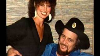 Waylon Jennings and Jessi    Bridge Over Troubled Water
