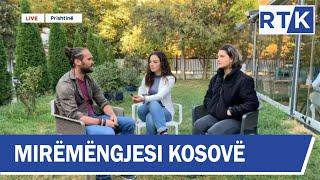 Mirëmëngjesi Kosovë Drejtpërdrejt - Kushtrim Mehmeti & Entela Qerkagjia 22.10.2019