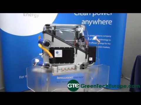 Intelligent Energy Interview: Hydrogen Fuel Cells