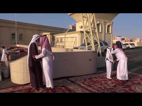 زواج الشاب محمد ابن راشد ابن رده الحارثي