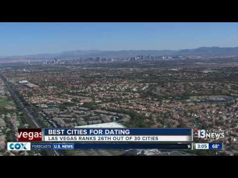 Las Vegas near bottom of dating list
