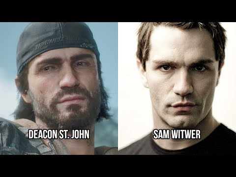 Characters and Voice Actors - Days Gone