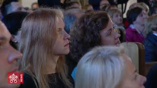 Papa Francesco Lettonia preghiera ecumenica 2018-09-24