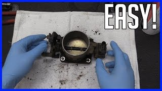 Service Throttle Body Ford F-150 4.6L V8