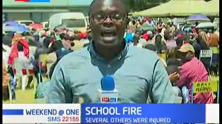 One student dies, several others injured in Bahati PCEA Girls school dormitory fire
