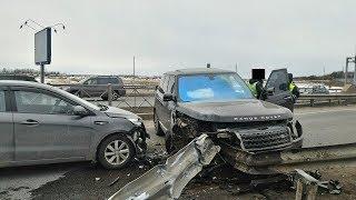 Аварии на дорогах апрель 2017 #5