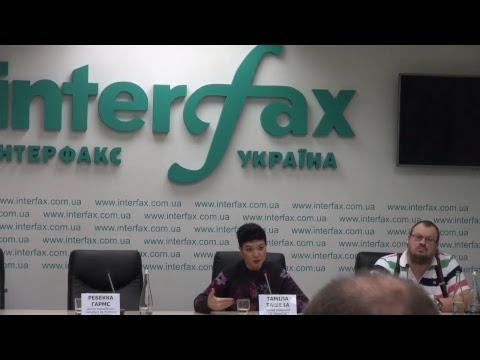 """Трансляция пресс-конференции на тему """"Права человека в оккупированном Крыму. Взгляд из ФРГ"""""""