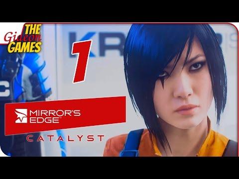 Прохождение Mirror's Edge: Catalyst на Русском — #1 (Зеркальный город)