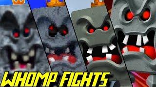 Evolution of Whomp King Battles (1996-2017)