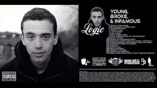 Logic - Young, Broke & Infamous (Full Mixtape)