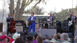 Ring Of Fire - Chris Isaak Hardly Strictly Bluegrass 2013