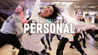 HRVY   Personal | Chio Choreography | DanceOn Class