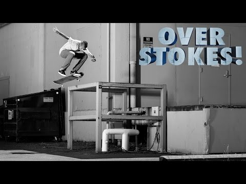 """preview image for Louie Lopez's """"Holy Stokes!"""" Over Stokes"""