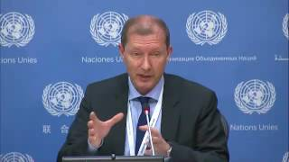 Financing for Development Forum Follow-up - Press Conference