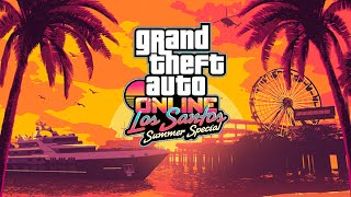 GTA Online Los Santos Summer Special: Official Trailer!