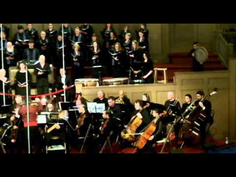 Beethoven Symphony No 9 - 4th Movement concert, May 15, 2011 Seattle