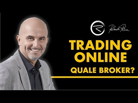 Trading on line in internet