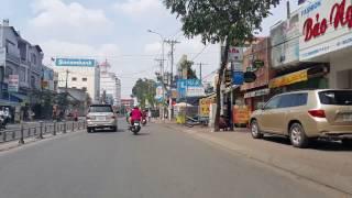 Saigon, Cầu Nhị Thiên Đường,Quận 8, Mùng 5, Tết Đinh Dậu