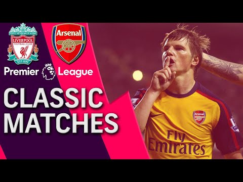 Liverpool v. Arsenal | Premier League Classic Match | 04/21/09 | NBC Sports