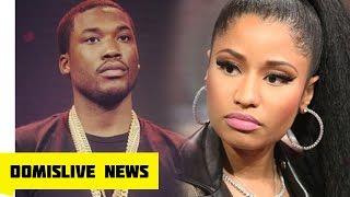 Nicki Minaj DISS Meek Mill on 'Regret In Your Tears' Talks Cheating on Safaree & Break up