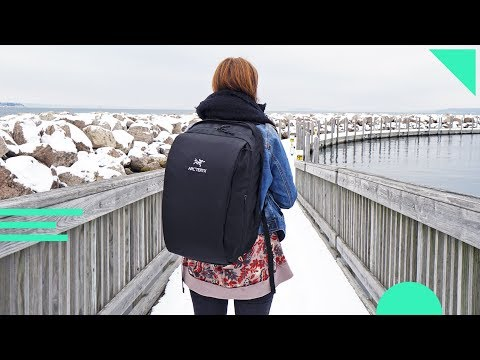 Arc'teryx Blade 28 Backpack Review | Minimalist One Bag Travel Pack Or Weekend Bag