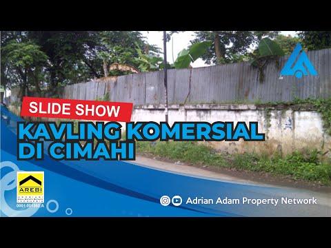 Video Tanah Dijual di Pusat Kota Cimahi BAndung