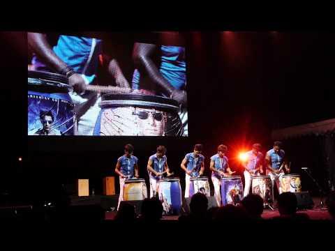 20110924 F1-Bollywood Express- Drum 1 (видео)