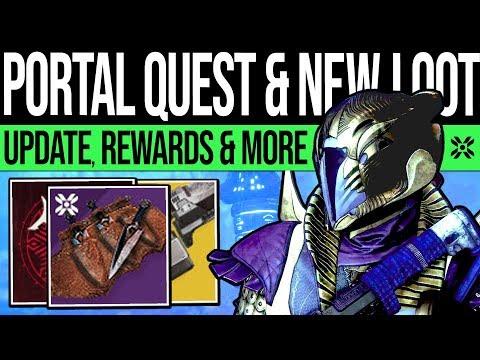 Destiny 2 | DLC UPDATE! NEW Enemy LOOT! Secret Portal, Huge Quest, Event Exotics, Funny Cheese & PS5