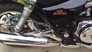 Wrr65 riding the honda magna most popular videos honda v65 magna vf1100c fandeluxe Image collections