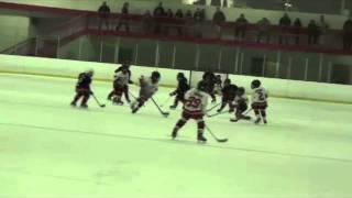 2-10-2012 Minuteman Flames 2003 AA vs 2004 AAA