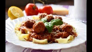 Pulpeciki w sosie pomidorowym Nigelli Lawson