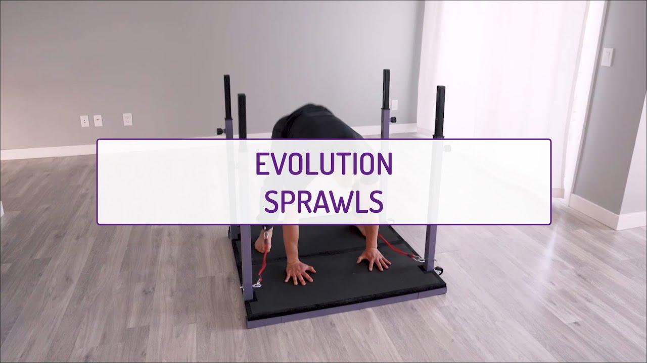 Evolution Sprawls