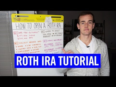 , title : 'How To Open A Roth IRA 💸 (6 Easy Steps!)