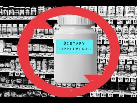 Who's watching the diet supplements?