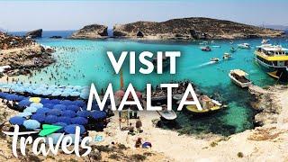 Top 10 Reasons To Visit Malta   MojoTravels