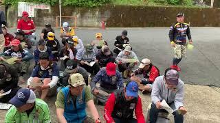 樫内利政 撮影 GoGoNBC 環境保全講習